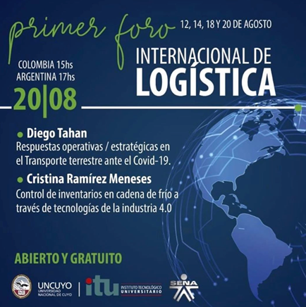 Primer Foro Internacional de Logística